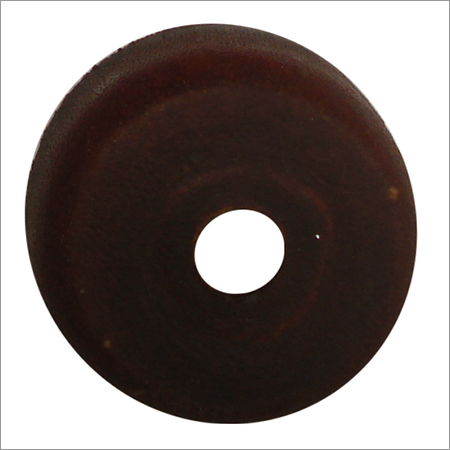 8 Inch Leather Washer