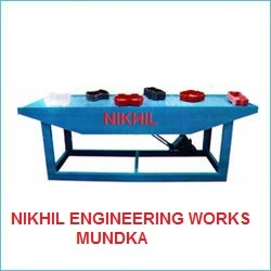 Hydraulic Vibrating Table