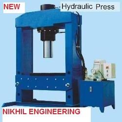 Concrete Tile Hydraulic Press