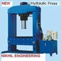 Concrete Tile Hydraulic Press