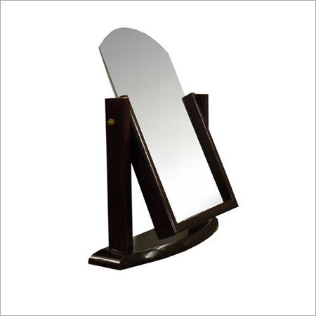 Wooden Optical Table Top Mirror
