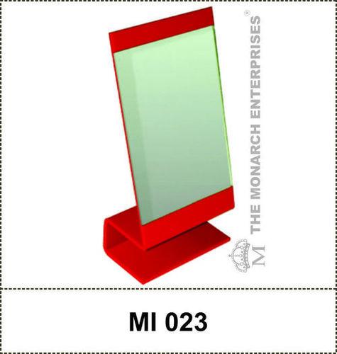 Optical Acrylic Counter Mirror