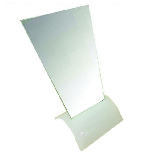 White Acrylic Counter Mirror