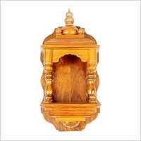 Wooden Mantapa