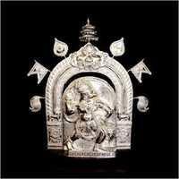 Silver God Mandap