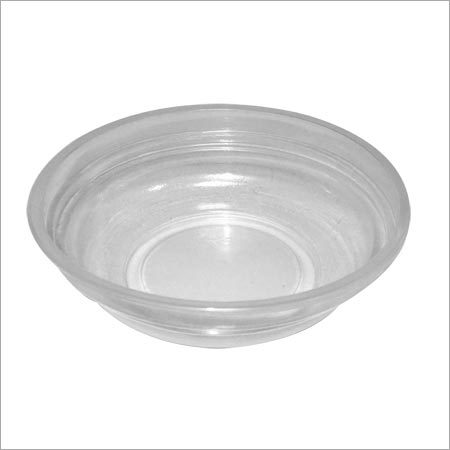 Disposable Clear Plastic Bowl