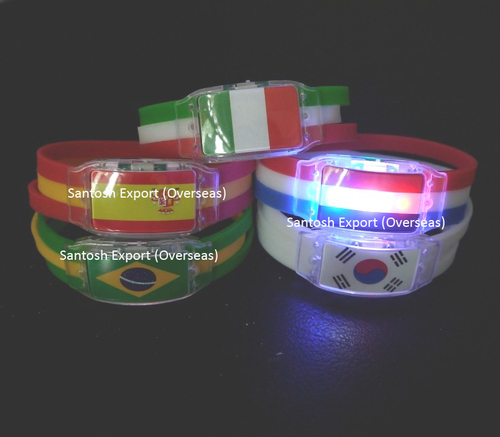 LED SILICONE BAND