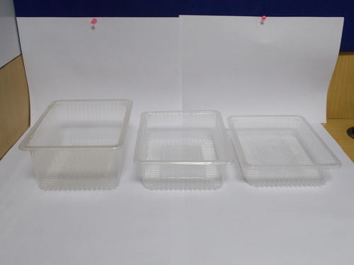 Disposable Plastic Lunch Box