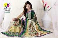 Wonderful Print Saree