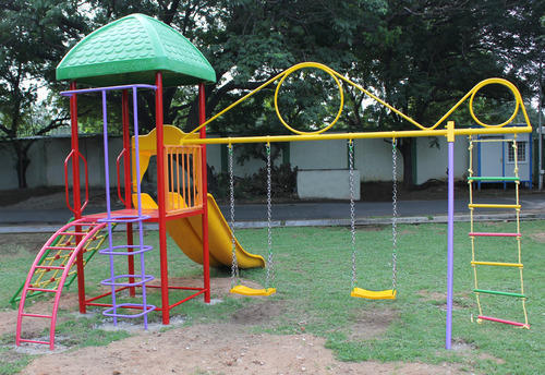 Integrated Play Equipment