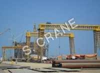 Industrial Goliath Cranes