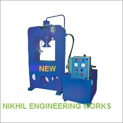 Ceramic Tile Hydraulic Press