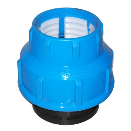 Compression End Cap