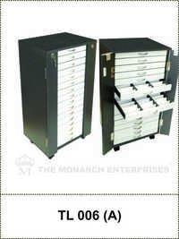Eye Wear Portable Storage Trolley