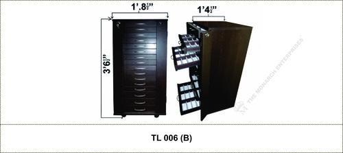 Portable Optical Storage Cabinet