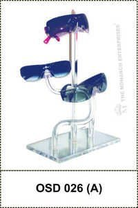 Elegant Acrylic Eye Wear Display Stand
