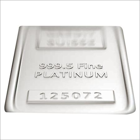 Platinum Bullion Bars