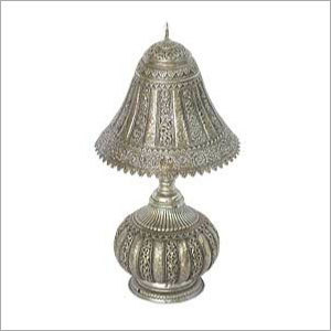 Decorative Silver Lamps