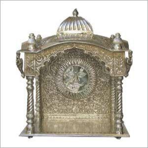 Silver Pooja Temple