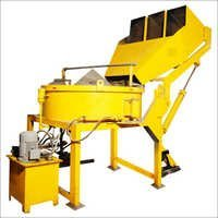 Batching Type Pan Mixer
