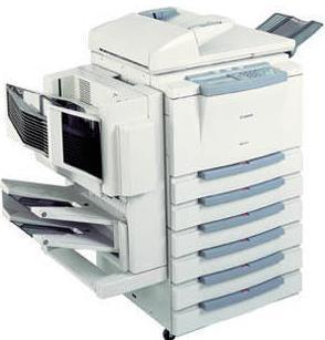 Electronic Photocopier