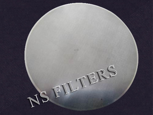 Stainless Steel Etching Filter