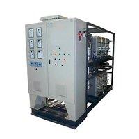 EDI Water Treatment Plant
