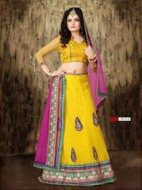 Evergreen Bridal Saree