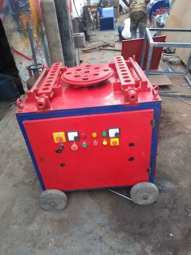 40mm Bar Bending Machine