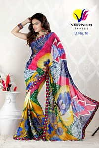 Daily Wear Print Saree