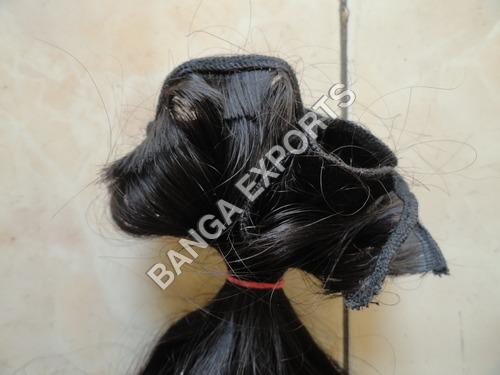 Machine Weft Natural Hair