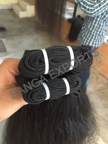 Double Machine Weft Hair