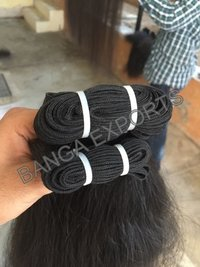 Double Machine Weft Hair