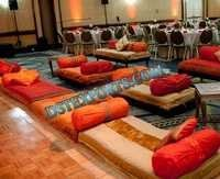Wedding Mehandi Stage Cushions