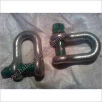 Steel D Shackles