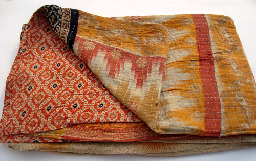 KING kantha quilts