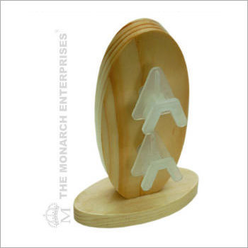 Wooden Display Stand For Spectacles