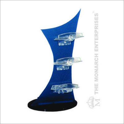 Acrylic Niche Display Stand