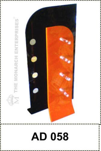 Optical Niche Acrylic Display Stand