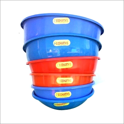 Plastic Water Tubs