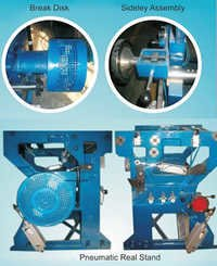 Pneumatic Reel Stand