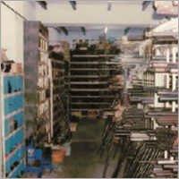 Web Offset Printing Machine Shaft