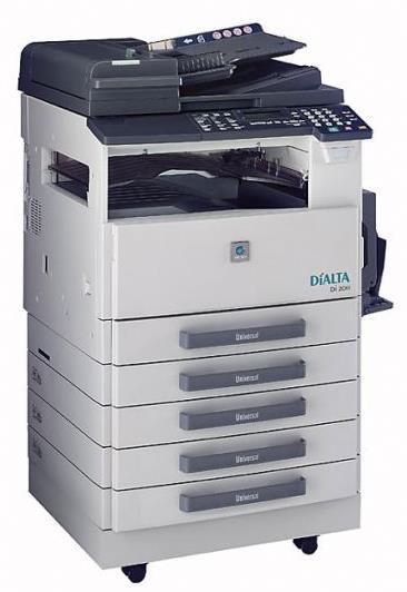 Used Copier Minolta DI 2011