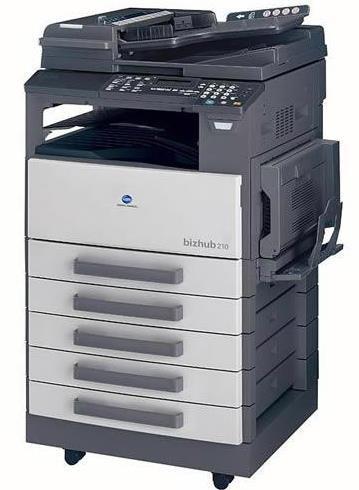Used Copier Minolta BH 210