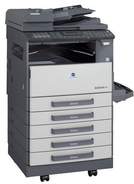 Used Copier Minolta BH 211