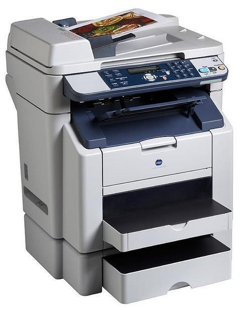 Used Copier  Minolta MC 2480