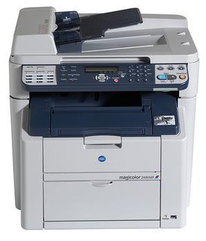 Used Copier Minolta MC 2490