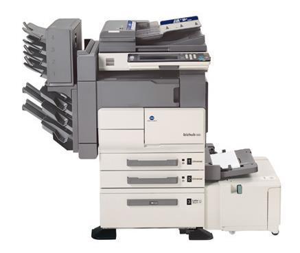 Used Copier Minolta BH 360C