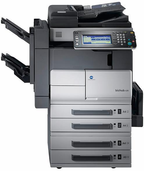 Used Copier Minolta BH 420