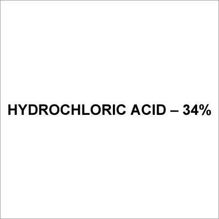 Hydrochloric Acid 34%